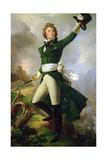 Antoine Philippe De La Tremoille  Prince of Talmont  1826
