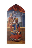 Portrait of Genghiz Khan  C1803-4