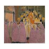 The Communicants  1907