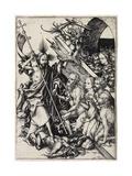 Christ in Limbo  C 1480