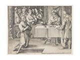 Joseph Interpreting Pharaoh's Dreams  1512