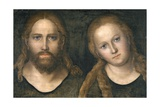 Christ and Mary  1516-20