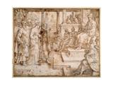 Susannah Accused by the Elders  1562