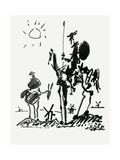 Don Quixote of La Mancha (The Ingenious Gentleman Don Quixote of La Mancha) by Miguel De Cervantes