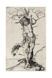 Saint Sebastian  C 1480-1490