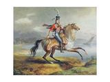 Equestrian Self Portrait  1806-08