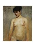 Nude Girl  1886