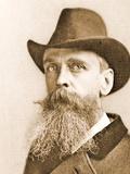 Portrait of Thomas Moran  C1890