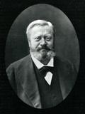 Edmond Felix Valentin About (1828-85)  from 'Galerie Contemporaine'  C1874-78