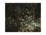 Foliage  Flowers and Birds  1796