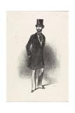 Costume D'Hiver  Par Humann  1846
