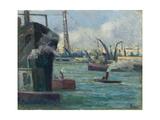Rouen Port