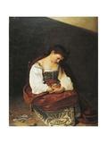 Penitent Magdalene  1594-95