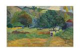 Le Vallon  1892