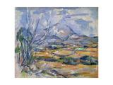 Montagne Sainte-Victoire  1890-95