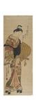 Wakashu in the Guise of Komuso  1736-1741