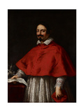 Portrait of Cardinal Pietro Maria Borghese  C1633-35