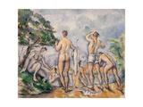 Bathers  1890-92