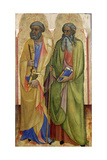 Apostles Peter and Andrew  C1418-20