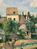 Moulin De La Couleuvre at Pontoise  1881