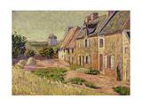 Saint-Briac  Cour a La Ville Hue  1885
