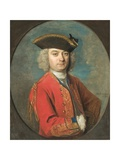 Portrait of Louis De Jean