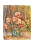 Vase of Roses  1890-1900