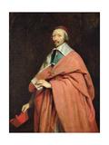 Cardinal Richelieu (1585-1642) C1639