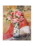 Roses in a Vase  1876