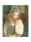 Portrait of Jessie Margery Dunthorne
