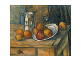 Still Life with Milk Jug and Fruit  C1900