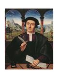 Ng 2273 Portrait of a Man  C1510-20 (Panel)