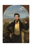 Portrait of Prince Mikhail Alexandrovich Galitzine (1804-1860)  1833