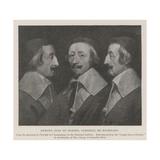 Armand Jean Du Plessis  Cardinal De Richelieu