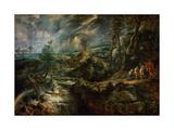Landscape with Philemon and Baucis C1625