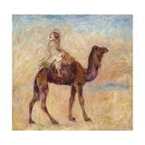 A Camel; a Dos De Chameau  1881