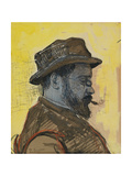 Portrait of Maximilien Luce  C1890