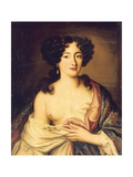 Portrait of Marie Mancini