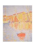 Buoy  Port of St Tropez  1894