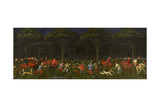 The Hunt in the Forest  C1465-70