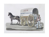 The Ice Cart  1840-48