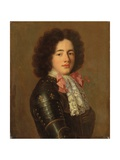 Portrait of Louis De Bourbon  Comte Vermandois