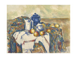 Still Life with Blue Pot  C1900
