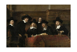 The Wardens of the Amsterdam Drapers' Guild  known as 'The Syndics'  1662