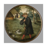 Who Knows Why Geese Walk Barefoot  C1594