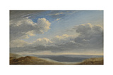 Study of Clouds over the Roman Campagna C1782-85