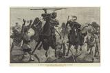 The Battle of Tel-El-Kebir  the 13th Bengal Lancers in Pursuit of Fugitives