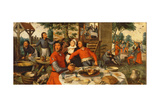 Peasant's Feast  1550