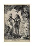 Adam and Eve  1638-1658