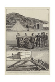 Turkish Artillery Experiments with Dynamite Shells at the Dardanelles